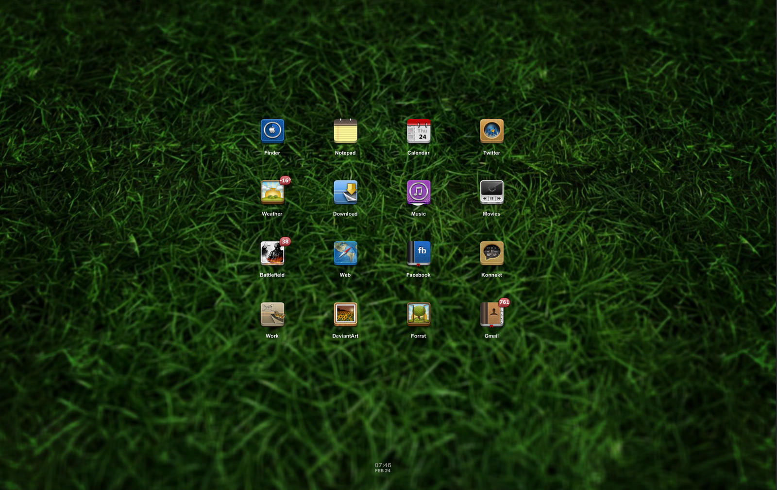 Desktop: February 2011 by Real99