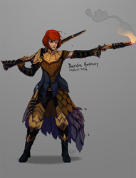 [c] The Thief Deirdre Kearney by Noctalosis
