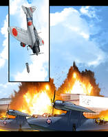 Pearl Harbor page 12 by joewight