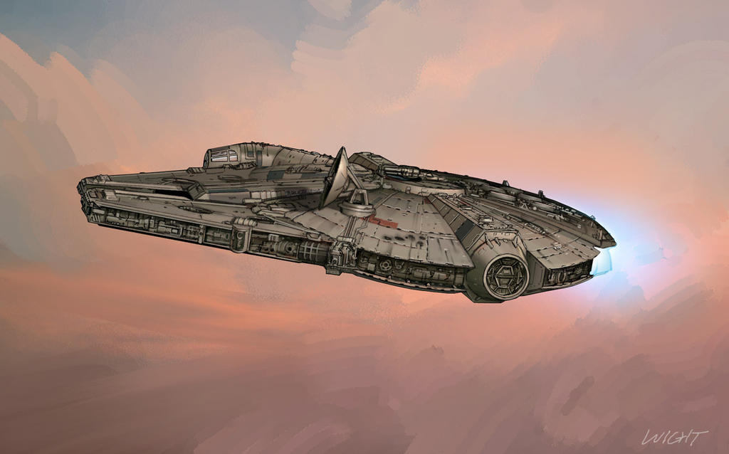 A Fast Ship