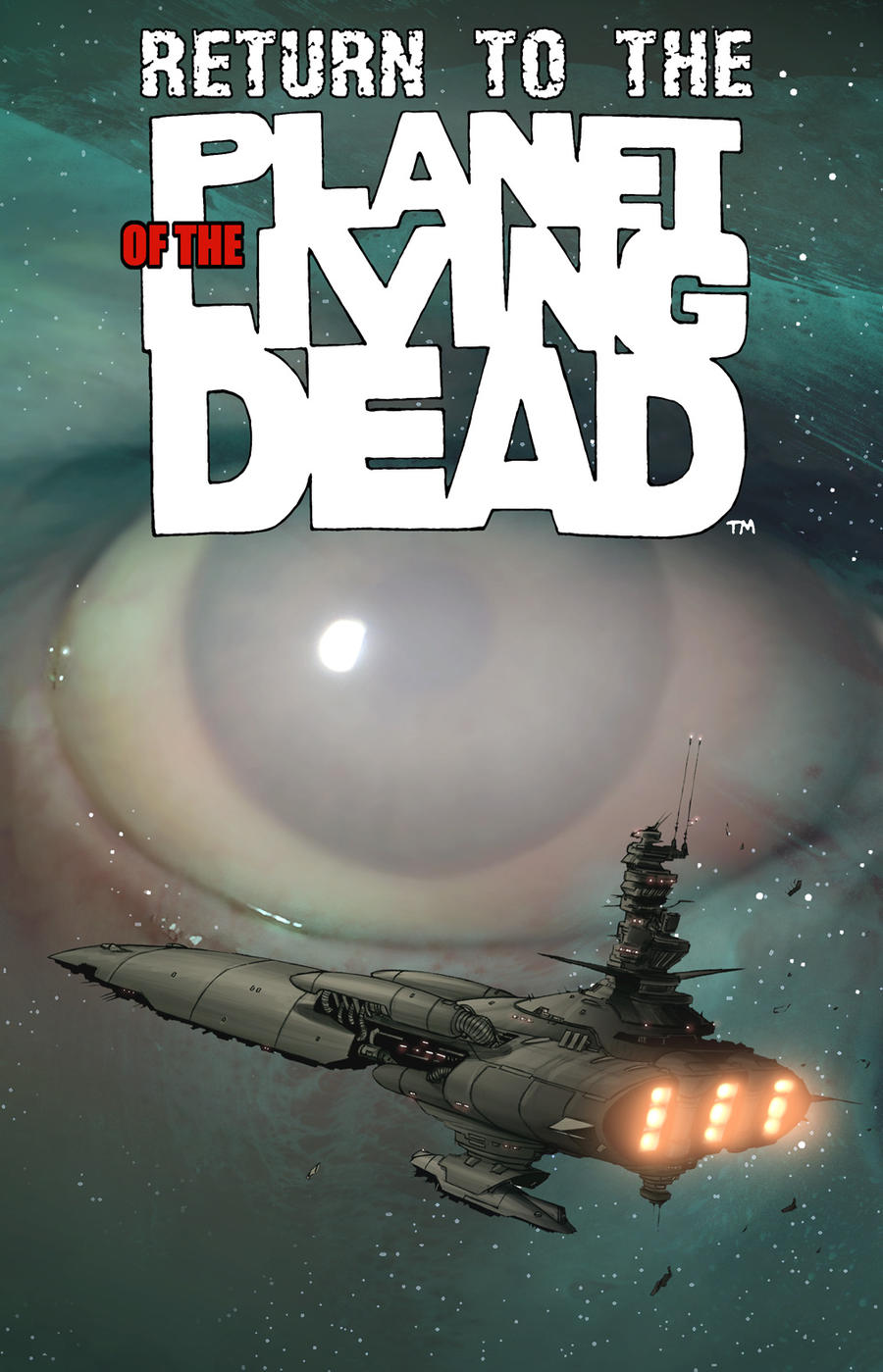 Planet of the Living Dead 2 by joewight