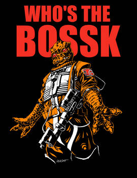 Who's The Bossk