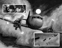 Nazi Zombies 1 page 2/3 by joewight