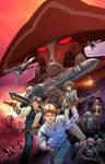 Steam Wars Issue 4 cvr