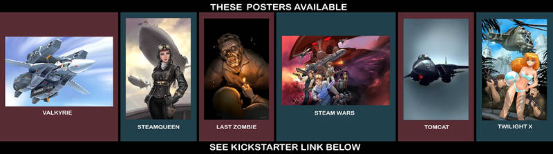 Poster ADD ONS!