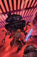 Star Wars ISSUE 45 by joewight