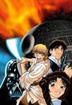 Star Wars:New Hope Manga 1