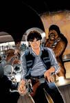 Star Wars Manga cover 2