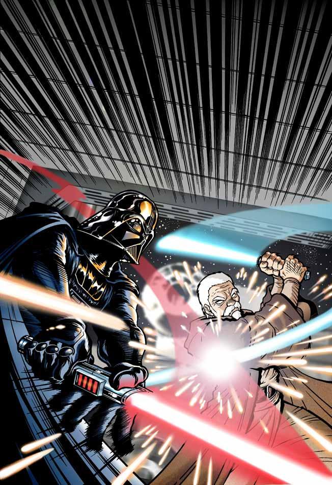 Star Wars New Hope 3 by joewight