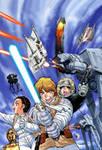 Empire Strikes Back Manga 1