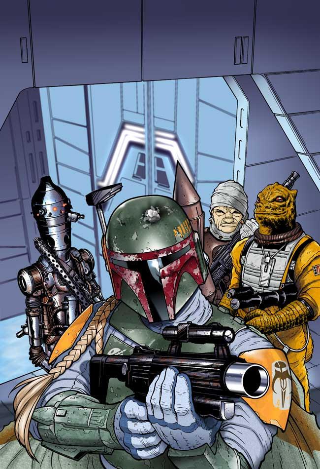 Empire Strikes Back Manga 2 by joewight