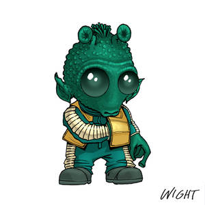 G is for Greedo