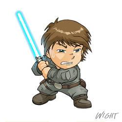 L is for Luke