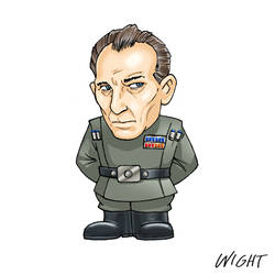 M is for Moff