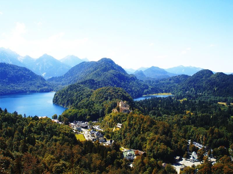 Bavaria by GreenNeptune