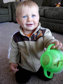 Elijah 1 yrs old