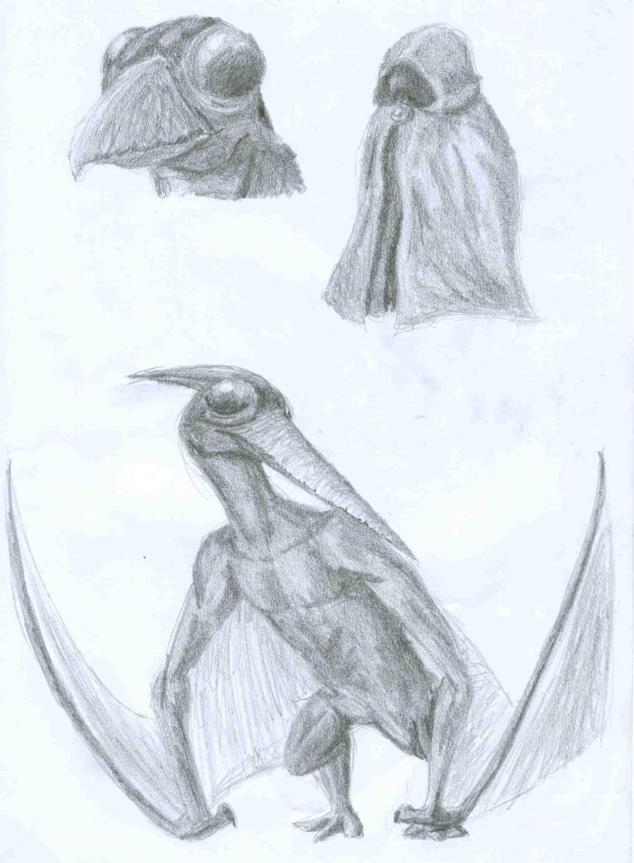 Eragon Book Characters Eragon: Ra'zac by keny...