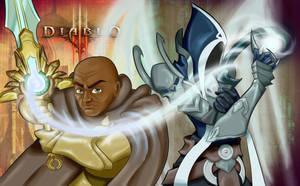 Diablo - Patrons Of Sacrifice by kenyizsu