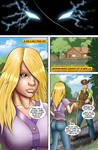Artemis Issue 3 Page 1