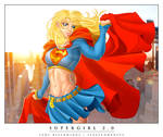 Supergirl 2.0 w Lady-Blackwings