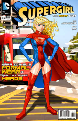 Kclcmdr Commission (Supergirl)