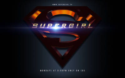 Supergirl Desktop 2 by Spacecowboytv