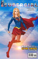 Supergirl TV Poster