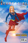 Supergirl TV Poster by Spacecowboytv