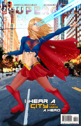 Supergirl TV Show Comic Issue 2