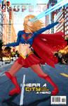 Supergirl TV Show Comic Issue 2
