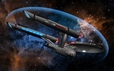 Discovery's Enterprise by Spacecowboytv