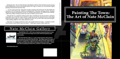 Art Book Cover Design