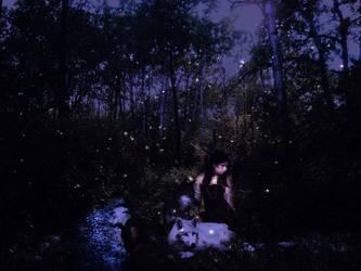 Wolf Child by IrisMommy2007