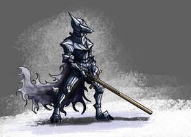 Wolf Knight by HerbyFox