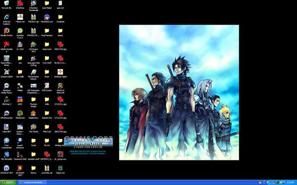 Desktop Screenshop by IsuzuSohma-san