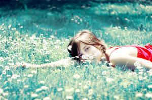 sleeping beauty by Megson