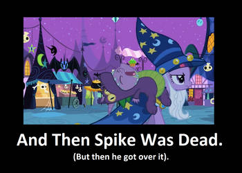 And Then Spike Was Dead by Landmind