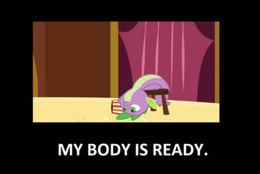 My Little Pony: Spike Waits.