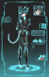 Tech-nekomimi by Sera-chama