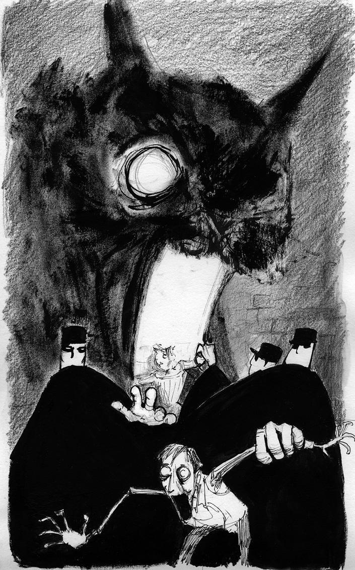 Dead Black Cat Symbolism