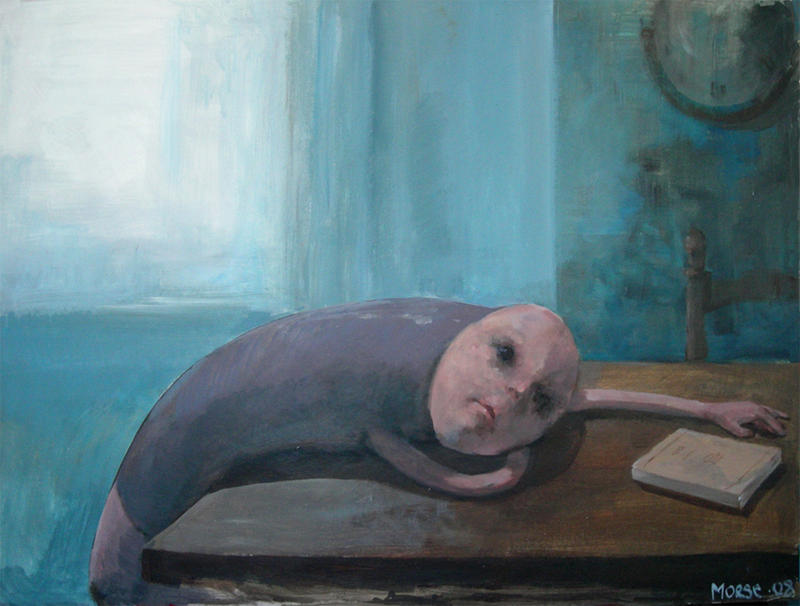 Melancholy by Pika-la-Cynique