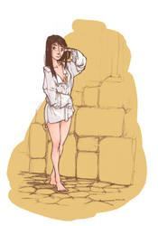 Morning in Goblin Castle by Pika-la-Cynique