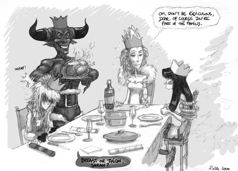 GND Speshul: Family Christmas