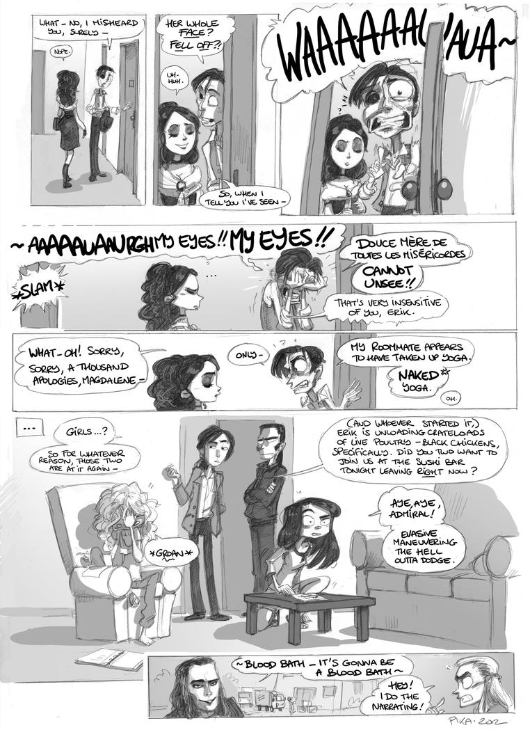 GND188 - Standard Joys of Cohabitation by Pika-la-Cynique
