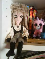Jareth doll by Myev07 by Pika-la-Cynique
