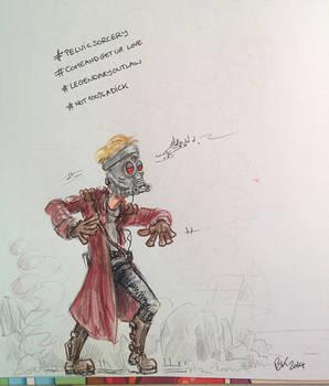 dedication doodle art by Pika-la-Cynique