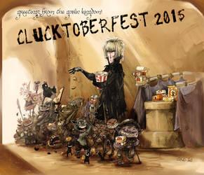 Clucktoberfest 2015