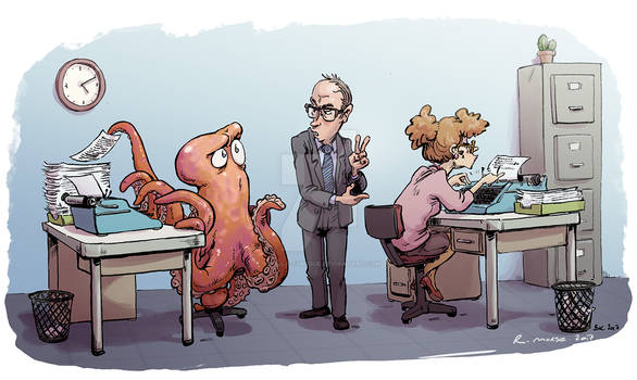 The Frustrations of Corporate Octopus