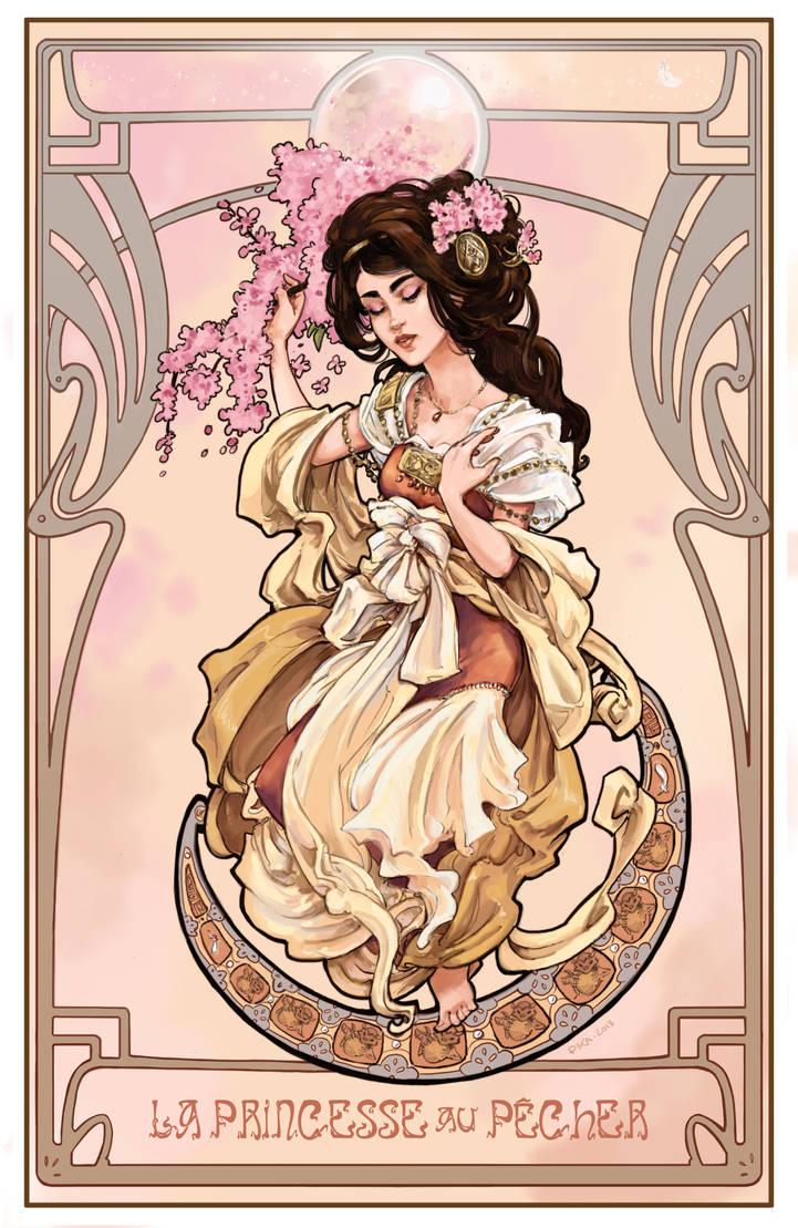 La Princesse au Pecher