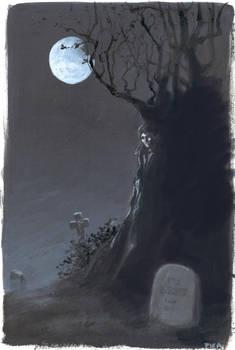 Vampire Sestina